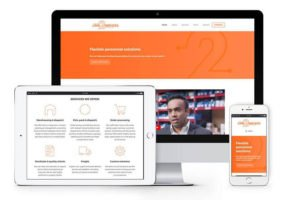 Link2 Group new look website for Link2 Services